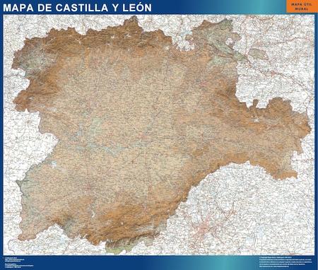 Mapas Castilla Leon Ign Castilla y León