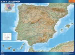Mapas Espana ign 300x219 España