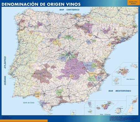 España Denominacion Origen Vinos