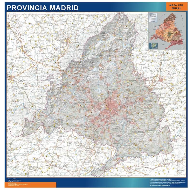 provincia madrid