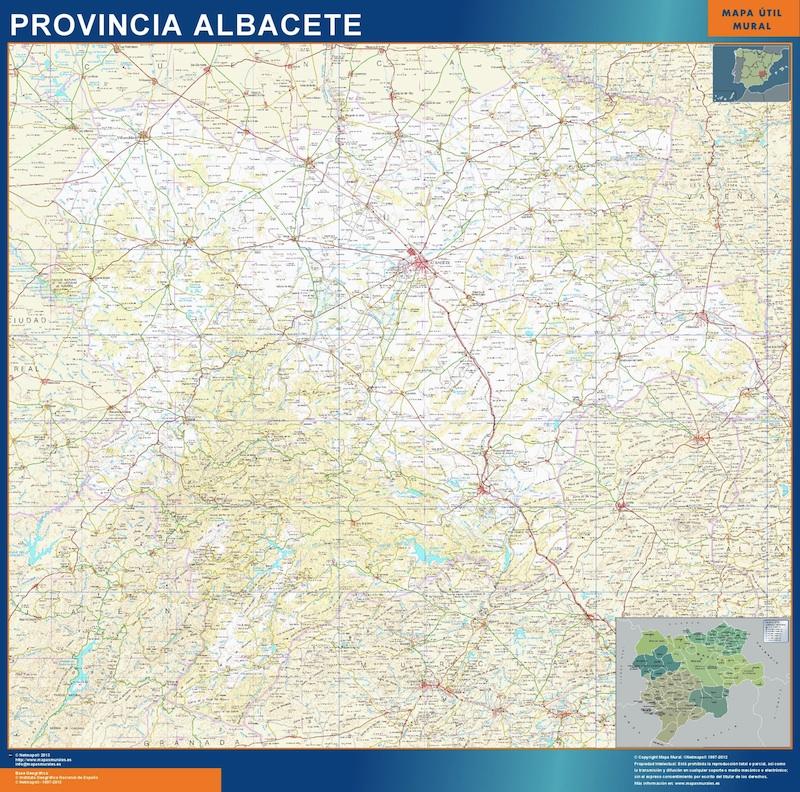 carreteras albacete