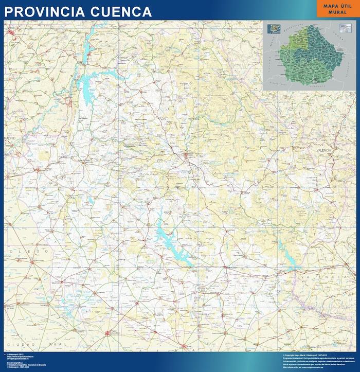 carreteras cuenca