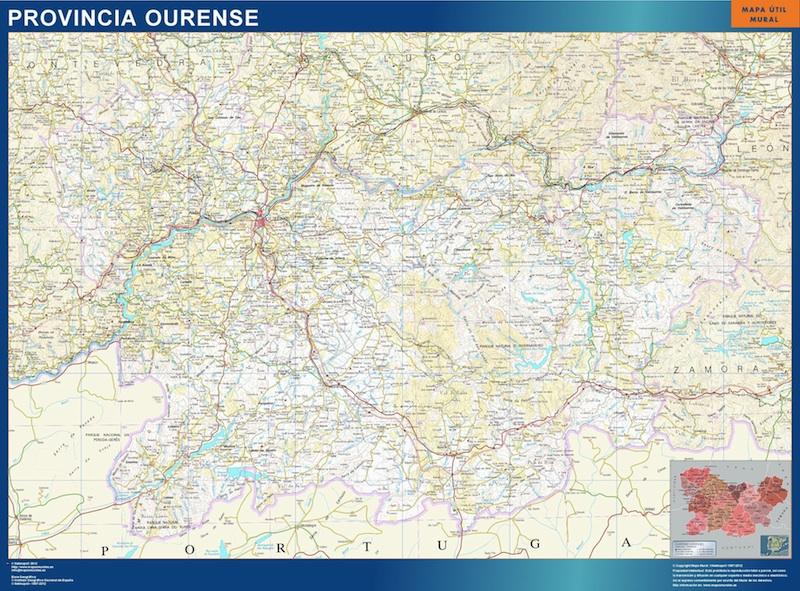 carreteras ourense
