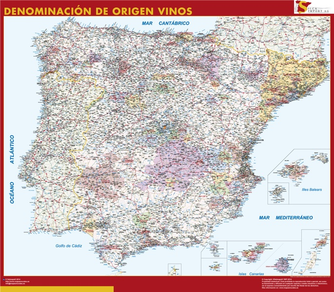 Vinos Espana