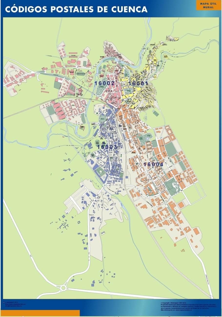 Códigos Postales Cuenca