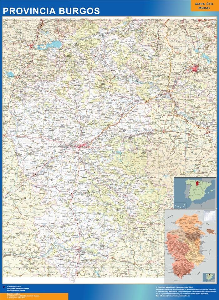 Provincia Burgos
