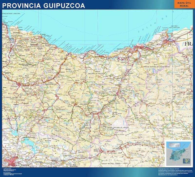 Provincia Guipúzcoa