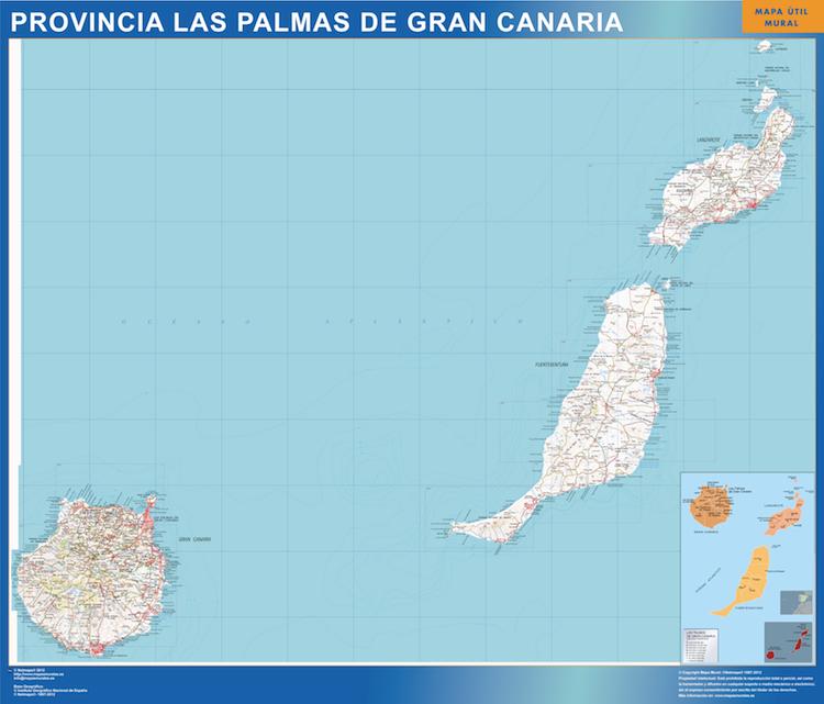 Provincia Las Palmas de Gran Canaria