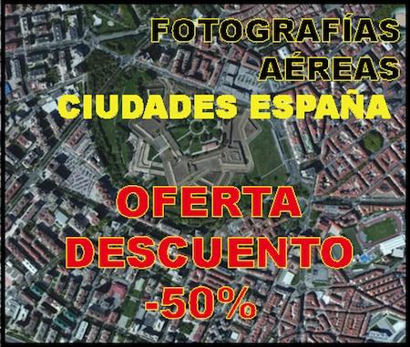 fotografias aereas espana