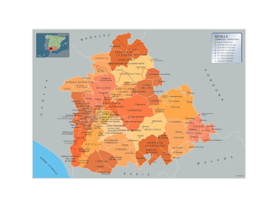 Pueblos De Sevilla Mapa.Pueblos De Sevilla Mapa Mapa Runtothemoonandback