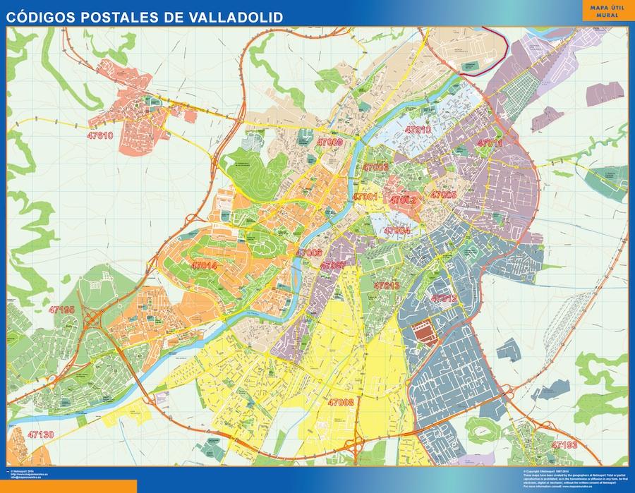 c digos postales ciudades mapas murales espa a y el