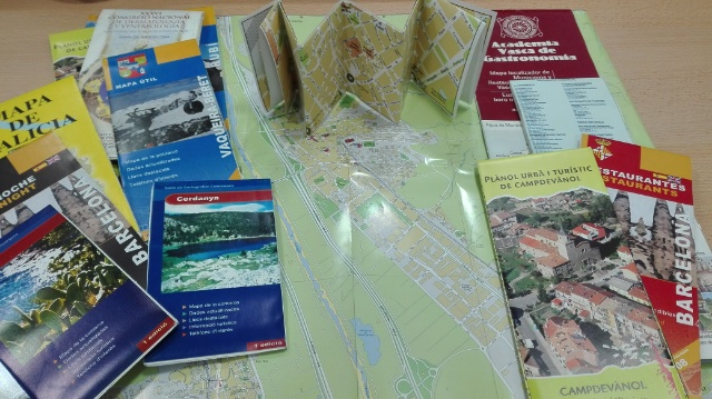 mapas Hoteles
